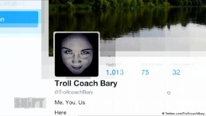 DW Shift Troll Coach Bary