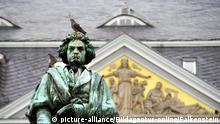 Deutschland Bonn Beethoven Denkmal