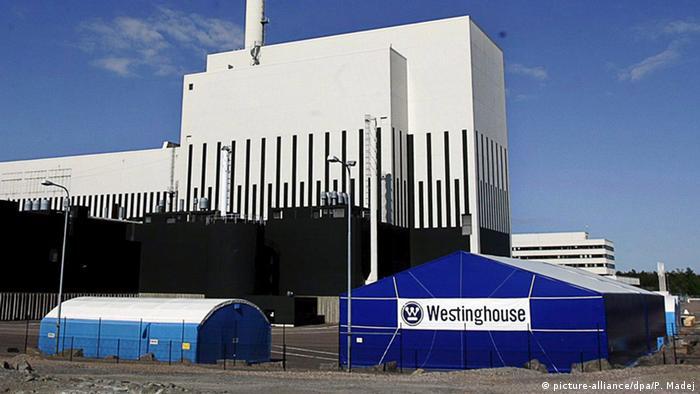 АЕС Westinghouse у Швеції