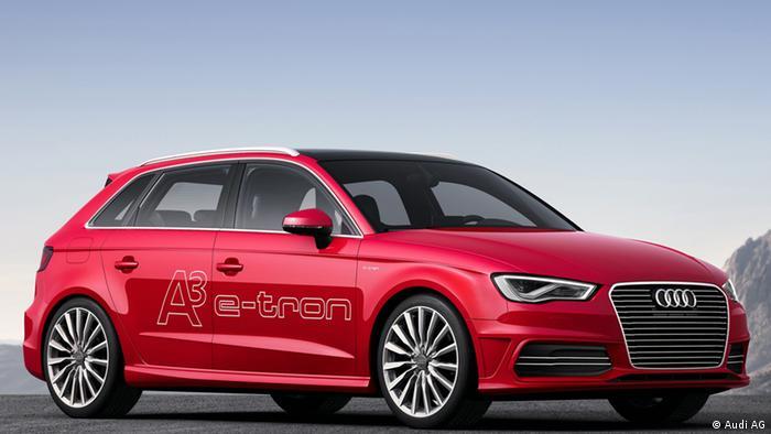 Audi A3 e-tron 2016