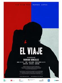 Afiche del documental El viaje.