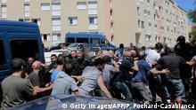 Korsika Schlägerei wegen Burkini Fotografen