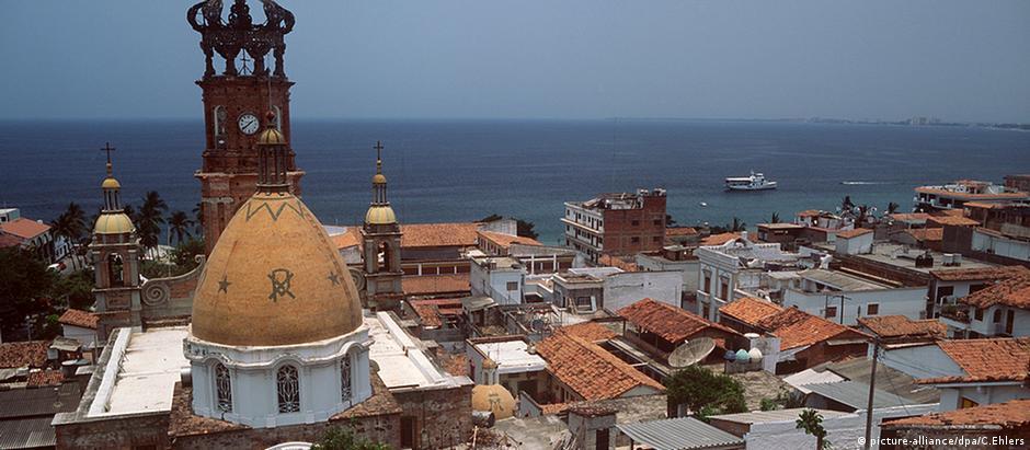 Puerto Vallarta é um dos principais destinos turísticos do México