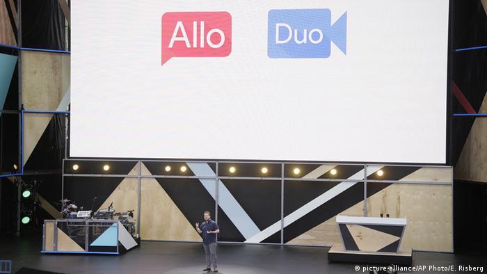 Lançamento de Duo e Allo