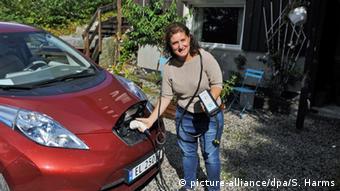 Η Νορβηγία είναι πρωτοπόρος στο πεδίο της ηλεκτροκίνησης στην Ευρώπη