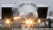 Russland Tupolew Tu-22M3 Langstreckenbomber