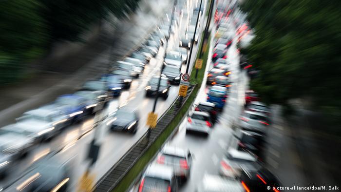 Symbolbild zu Verkehrsclub Deutschland VCD zur Auto-Umweltliste