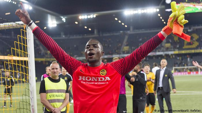 Bern Champions League Qualifikation Young Boys vs FC Schachtar Donezk