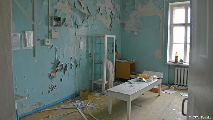 Больница в Териберке