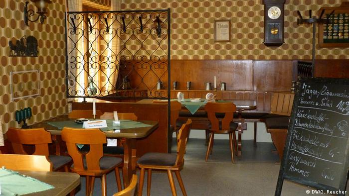 Freilichtmuseum Kommern Gaststätte, Copyright: DW/G. Reucher