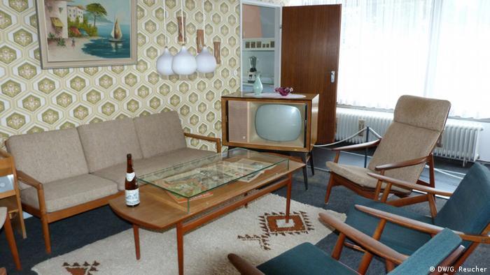 Freilichtmuseum Kommern Wohnzimmer