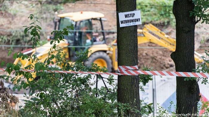 Excavation in Walbrzych Copyright: (c) picture-alliance/dpa/M. Kulczynski