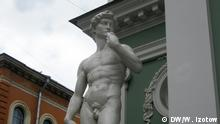 Russland Kopie David Statue Michelangelo