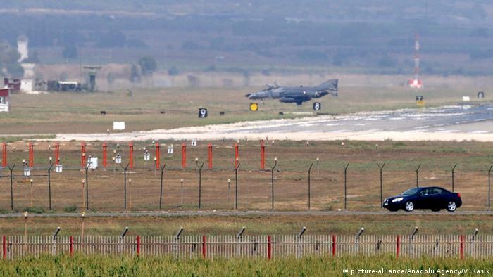 Türkei Incirlik Luftwaffenstützpunkt