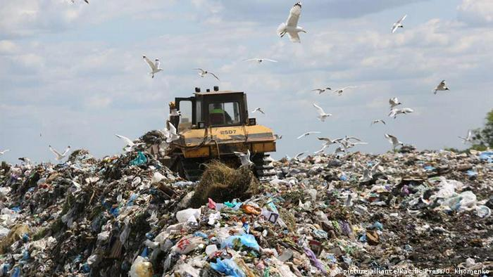 В уряді України очікують приходу в Україну інвесторів з утилізації відходів