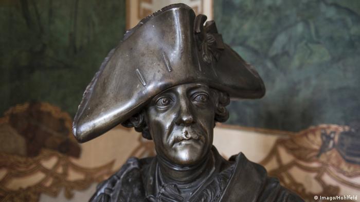 Busto de Frederico, o Grande