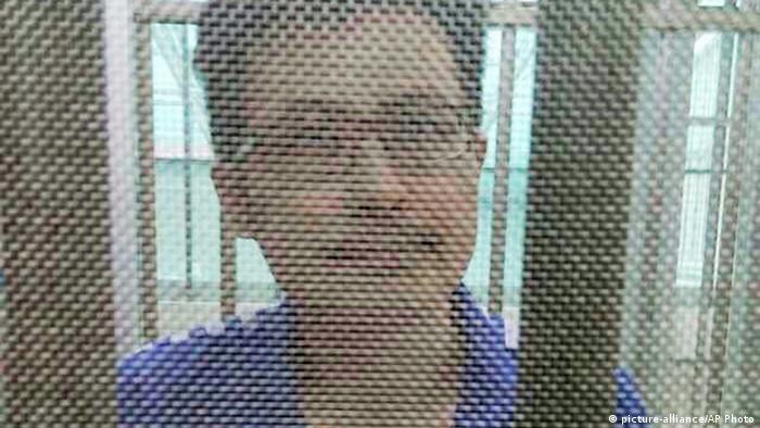 China Politischer Aktivist Yang Maodong in Gefangenenlager