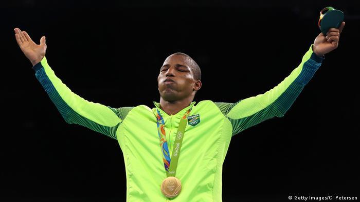 Olympia Rio 2016 Boxen Robson Conceicao