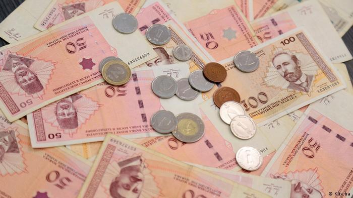 Bosnien und Herzegowina - Währung Konvertible Mark