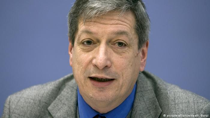 Dr. Harry Lehmann vom Bundesumweltamt