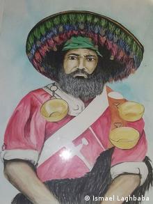 Marokko Malerei von Ismael Laghbaba
