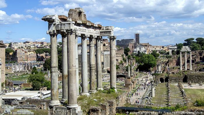 Italien Forum Romanum