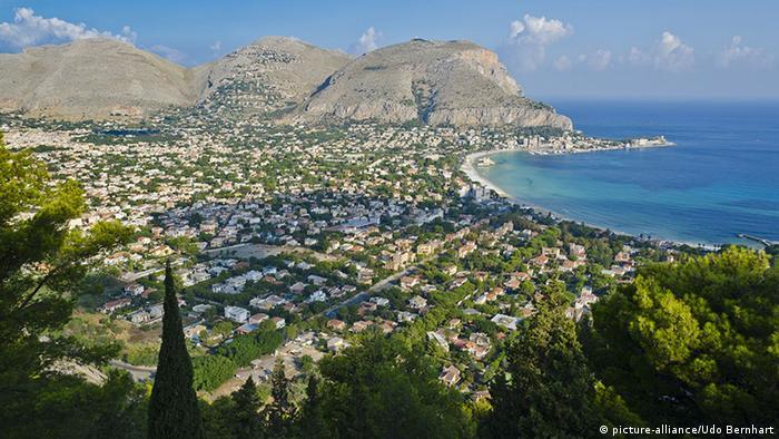 Italien Monte Pellegrino