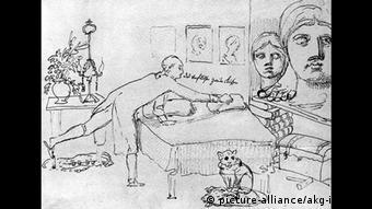 Artikelfotos zu Sehnsucht Italien Zeichnung