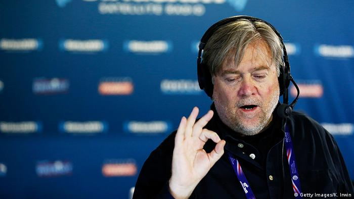 USA Cleveland Stephen K. Bannon (Getty Images/K. Irwin)