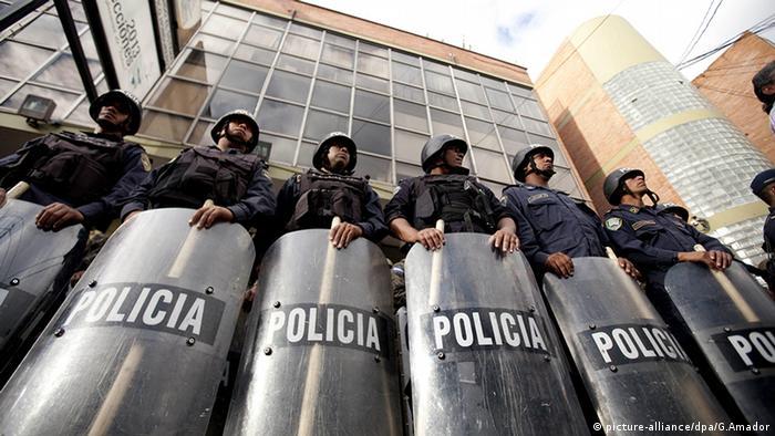 Honduras Polizei