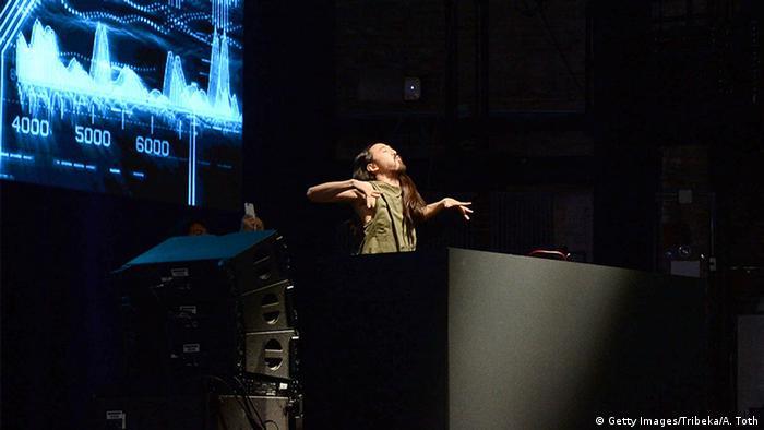 DJ Стив Аоки