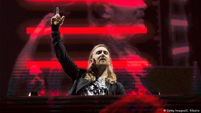 DJ Давид Гетта