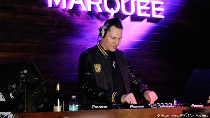 Internationale DJs Tiesto