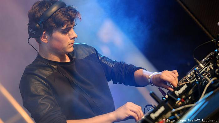 Internationale DJs Martin Garrix