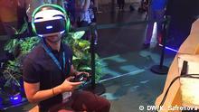 Köln Gamescom 2016, VR-Brillen