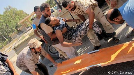 Libya - The Battle for Sirte - A never-ending nightmare