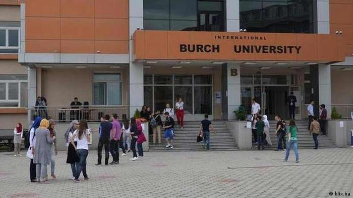 Bosnien-Herzegowina - Burch University Sarajevo (Foto: Klix.ba)