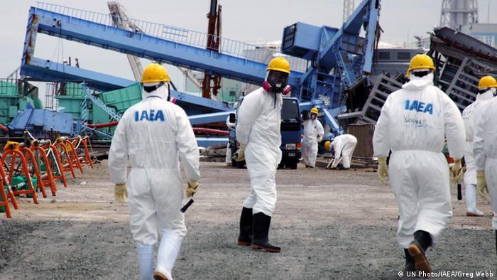 World Risk Report 2016 UN-University Japan Fukushima (UN Photo/IAEA/Greg Webb)