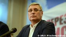 Russland Briefing von PARNAS zu den Duma-Wahlen - Mikhail Kasyanow
