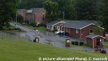USA Gefängnis in West Virginia - Alderson Federal Prison Camp