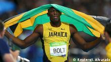 Brasilien Olympische Spiele Rio 2016 – Männer 200 Meter Finale – Usain Bolt