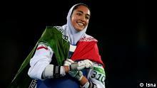 Kimiya Alizadeh Iran Olympia Rio 2016