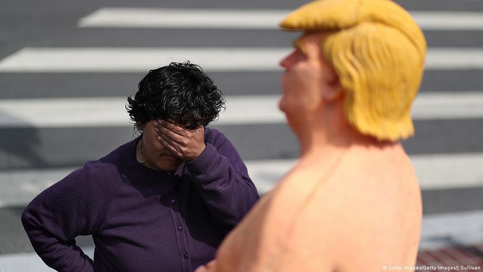 Donald Trump Statue San Francisco