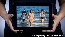 My picture of the week Burkini