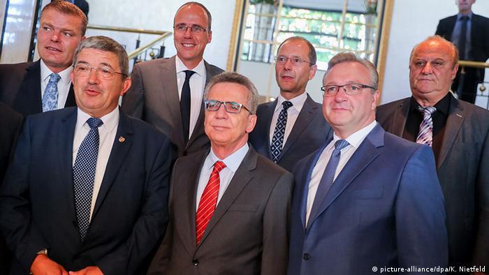 Berlin Innenministerkonferenz Thomas de Maiziere