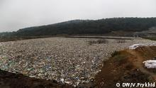 Lemberg Mülldeponie West Ukraine