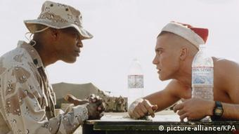 Filmstill Jarhead by director Sam Mendes, Copyright: picture-alliance/KPA
