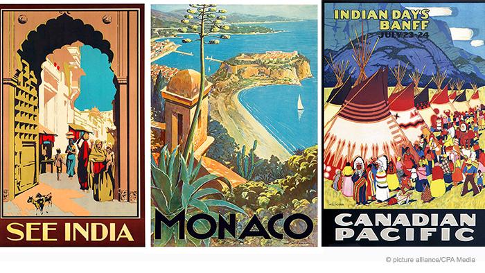 Туристические плакаты