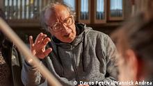Schweiz Davos Festival 2016 Valentin Silvestrov ukrainischer Komponist