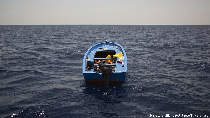 Libyen EU Flüchtlingskrise (picture-alliance/AP Photo/E. Morenatti)